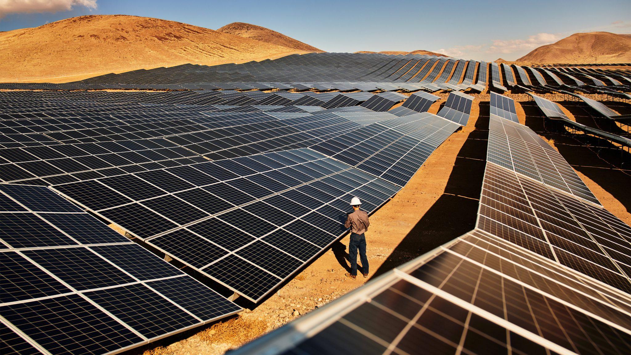 Apple details renewable energy projects