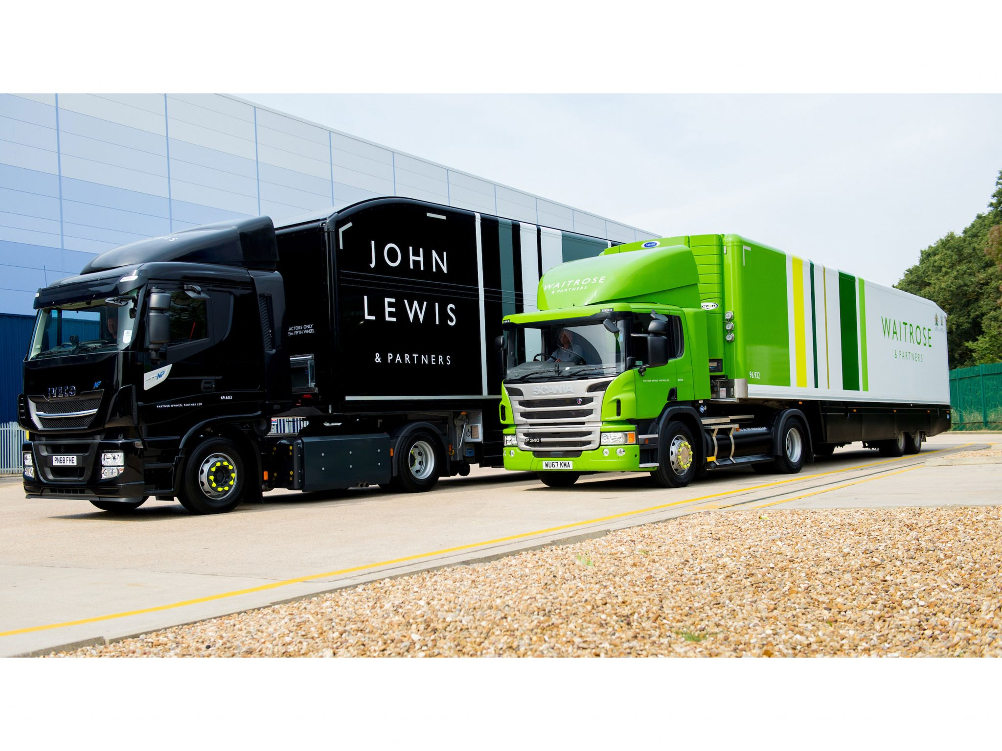 John Lewis Partnership makes green business commitment