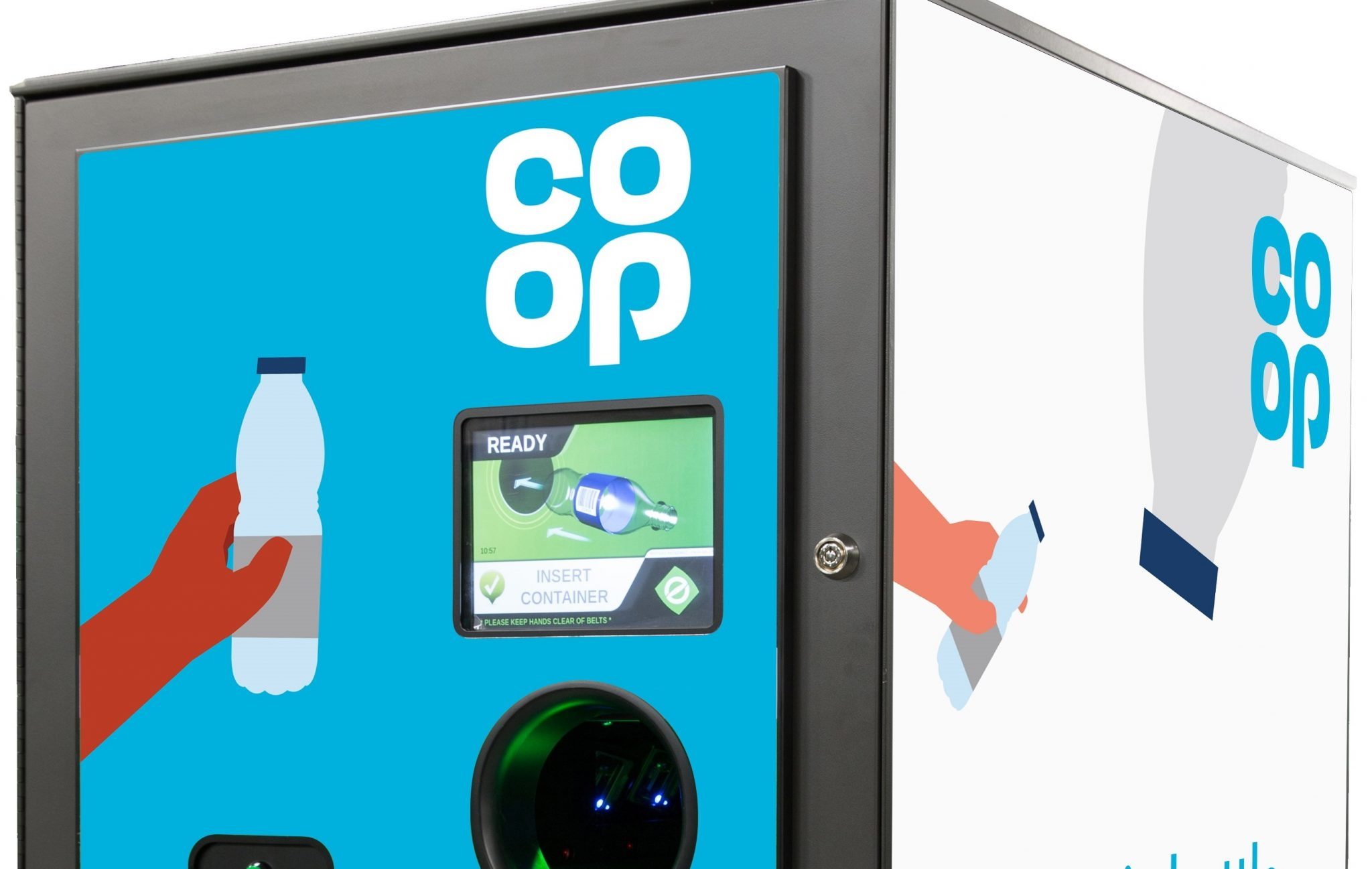 Co-op is in support of a Scottish Deposit Return Scheme