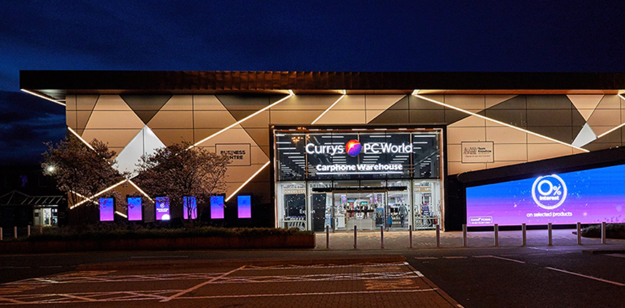Dixons Carphone runs Currys, PC World and Carphone Warehouse