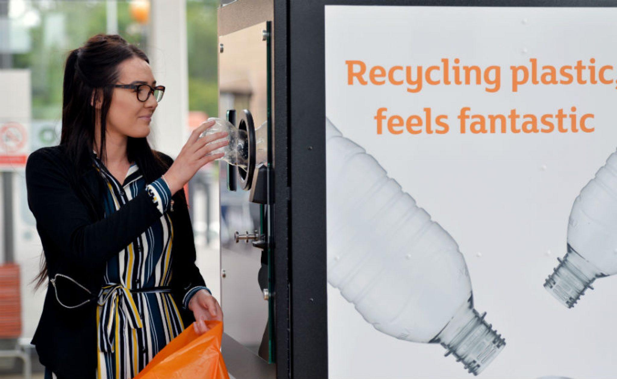 Sainsburys expands packaging recycling scheme across UK