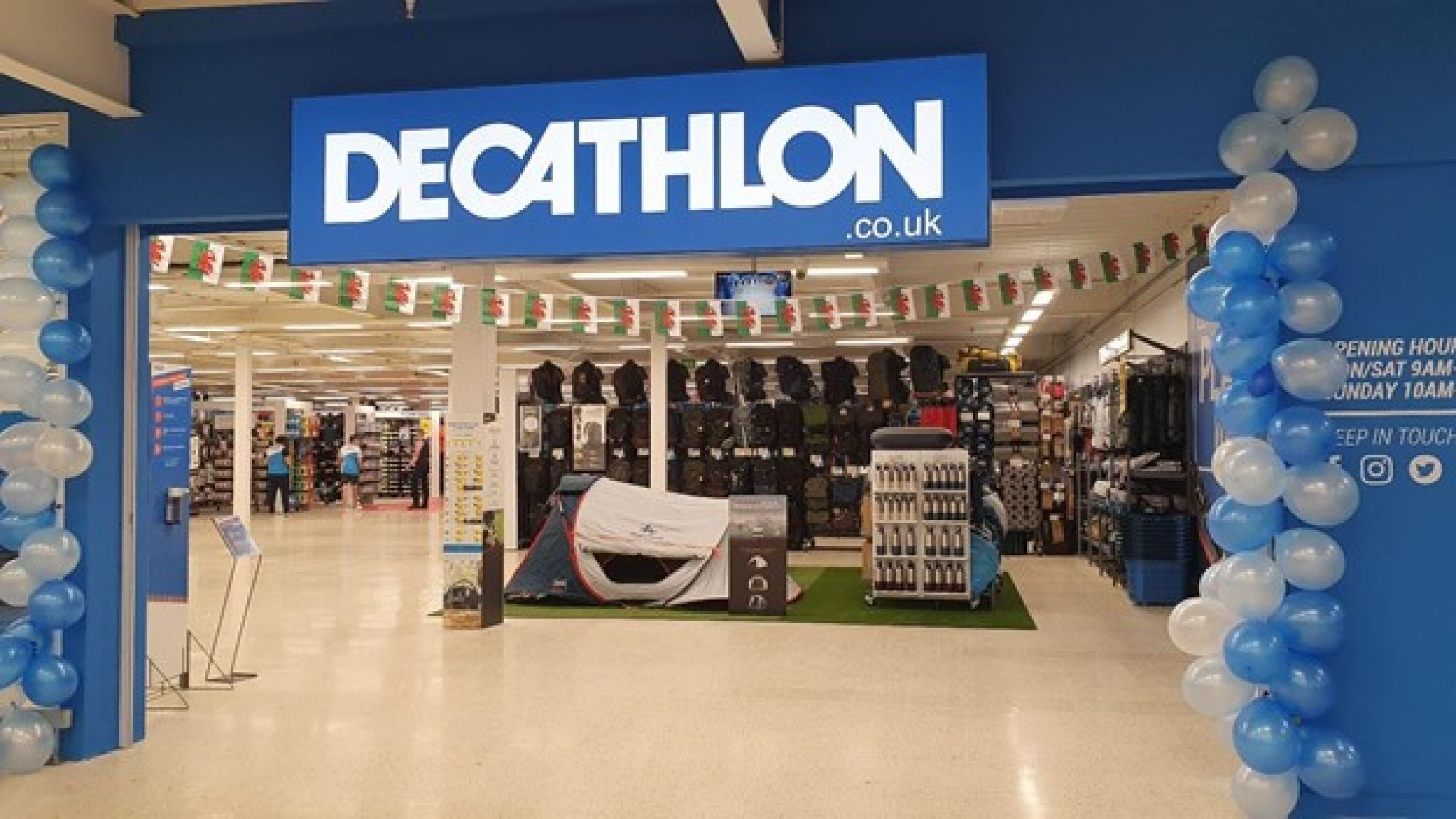 Decathlon taking part in World Clean Up Day