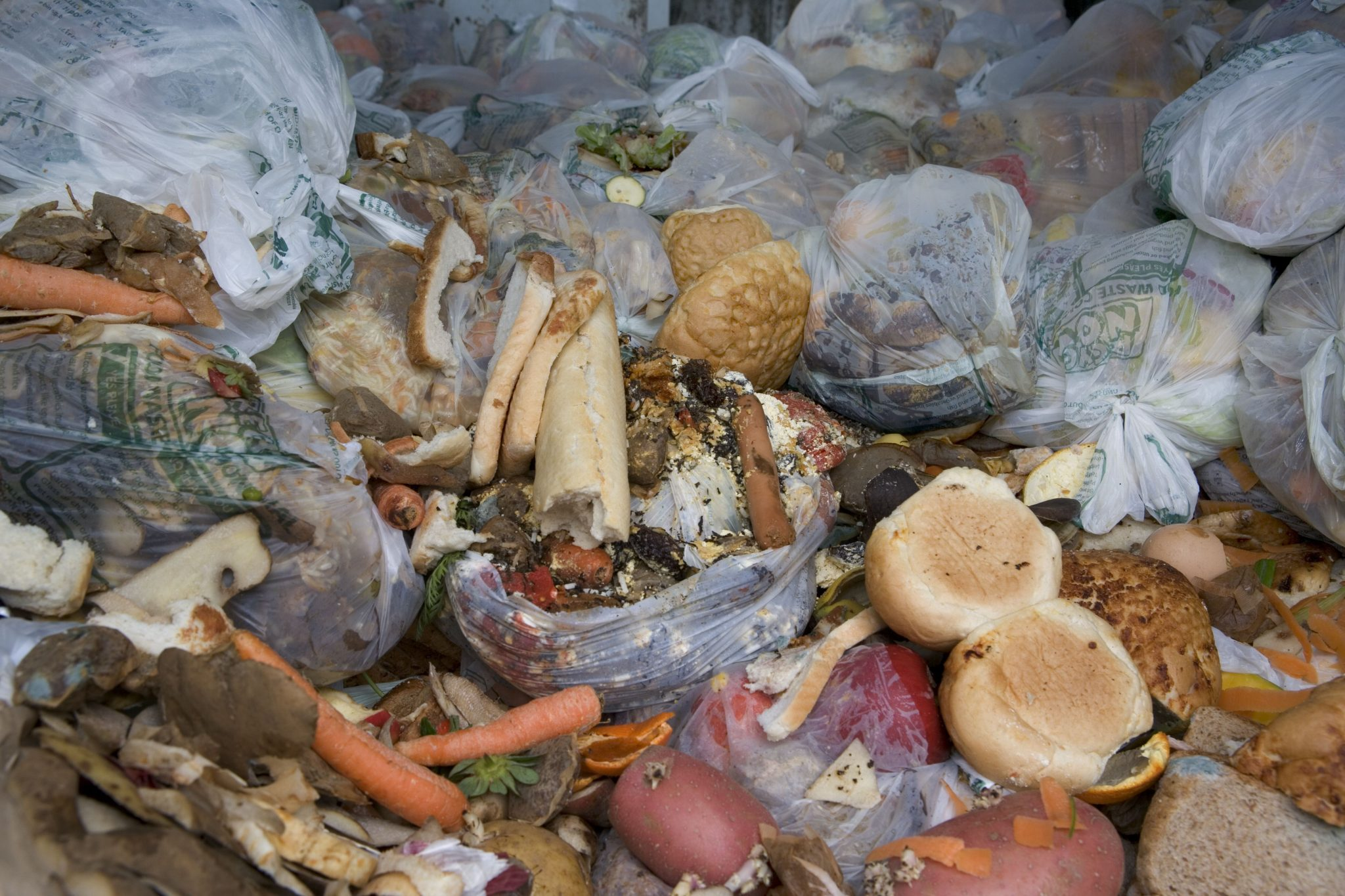 Surplus stock can be bought to avoid product waste