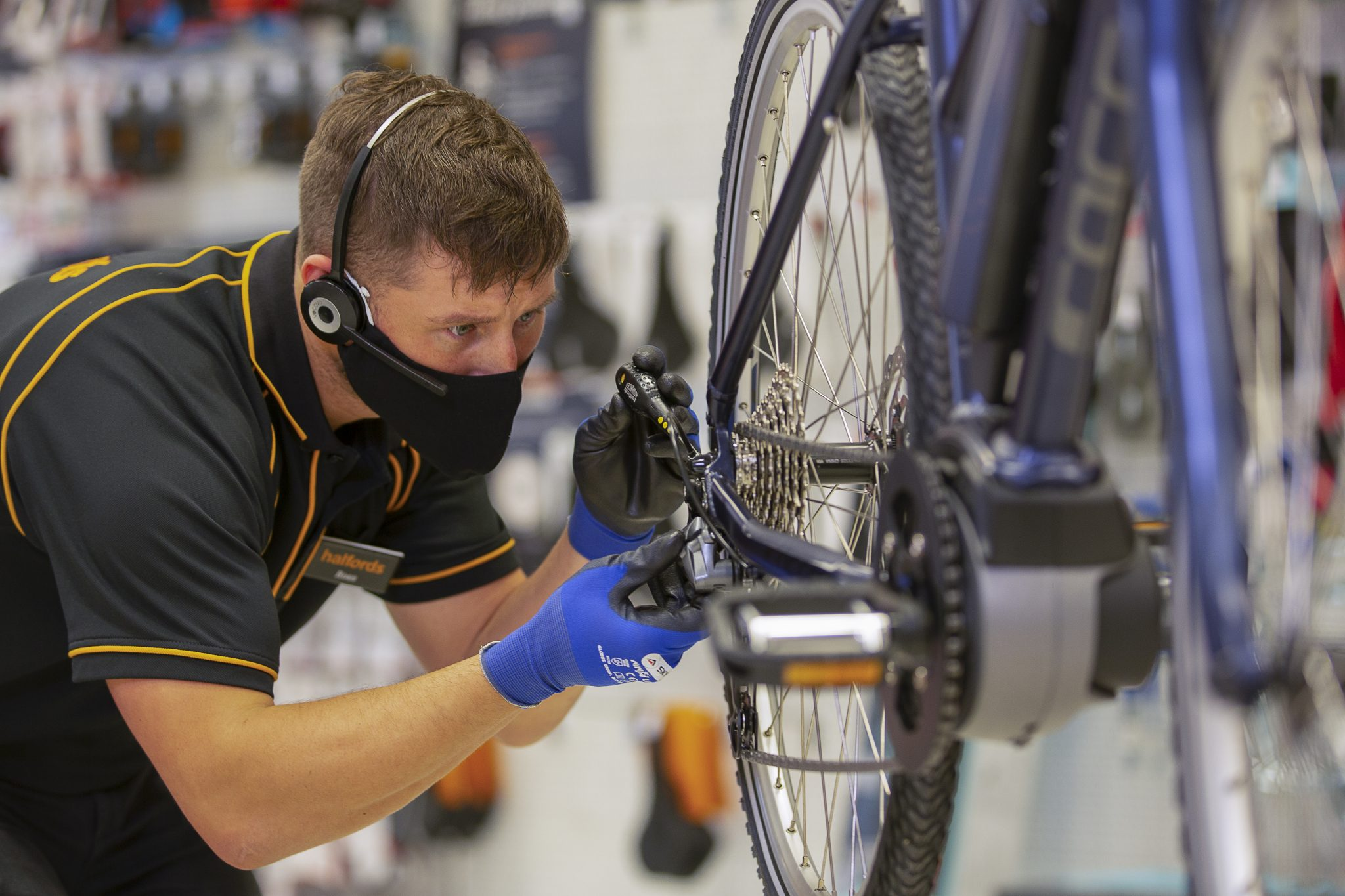 Halfords launches bike recycling scheme
