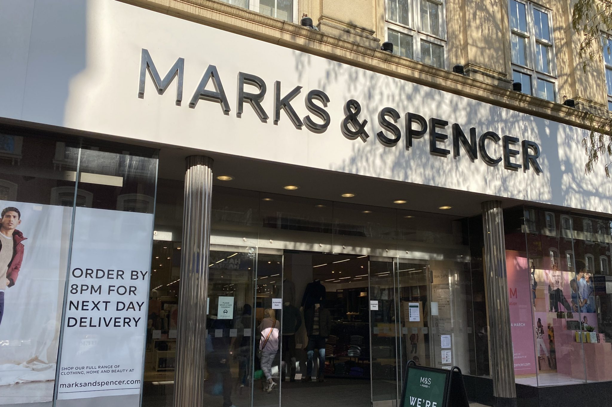 M&S revamps Plan A