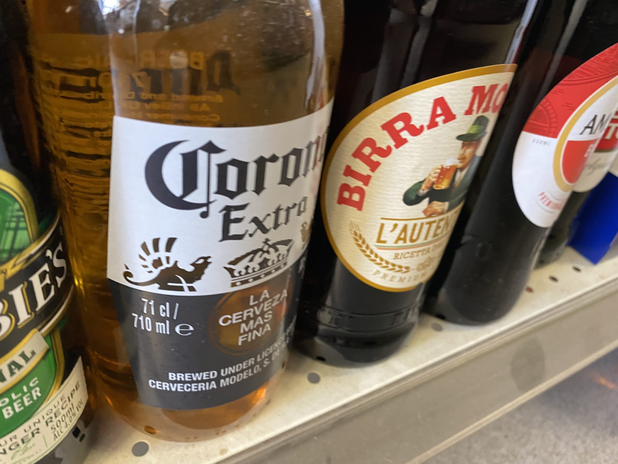 Greener packaging on its way for Corona beers