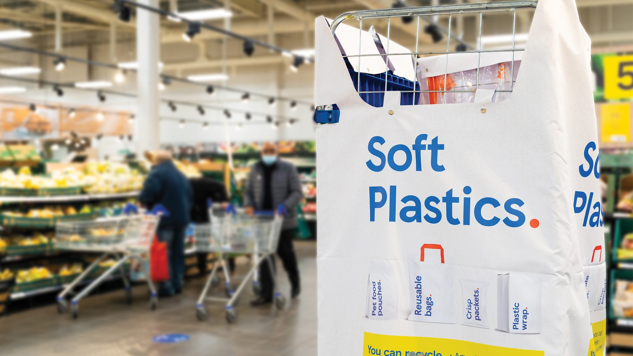 Tesco ramps up in-store recycling
