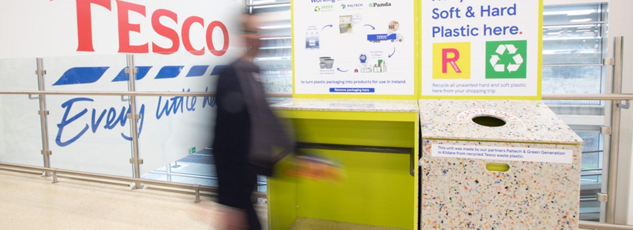 Tesco Ireland announces new recycling initiative