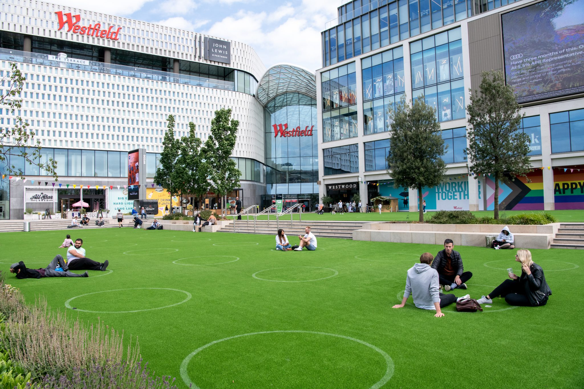 Westfield London launches sustainable design comp