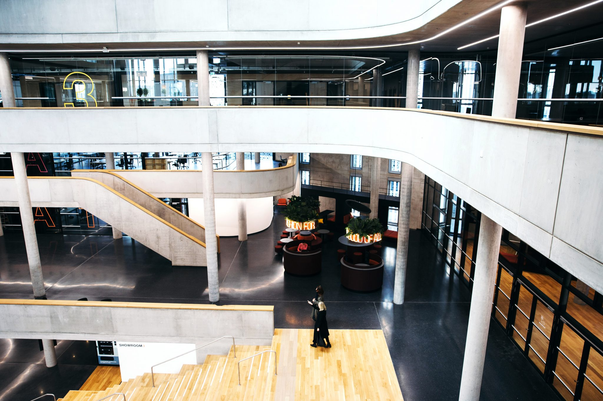 Zalando HQ - the company continues to grow its pre-owned fashion platforms