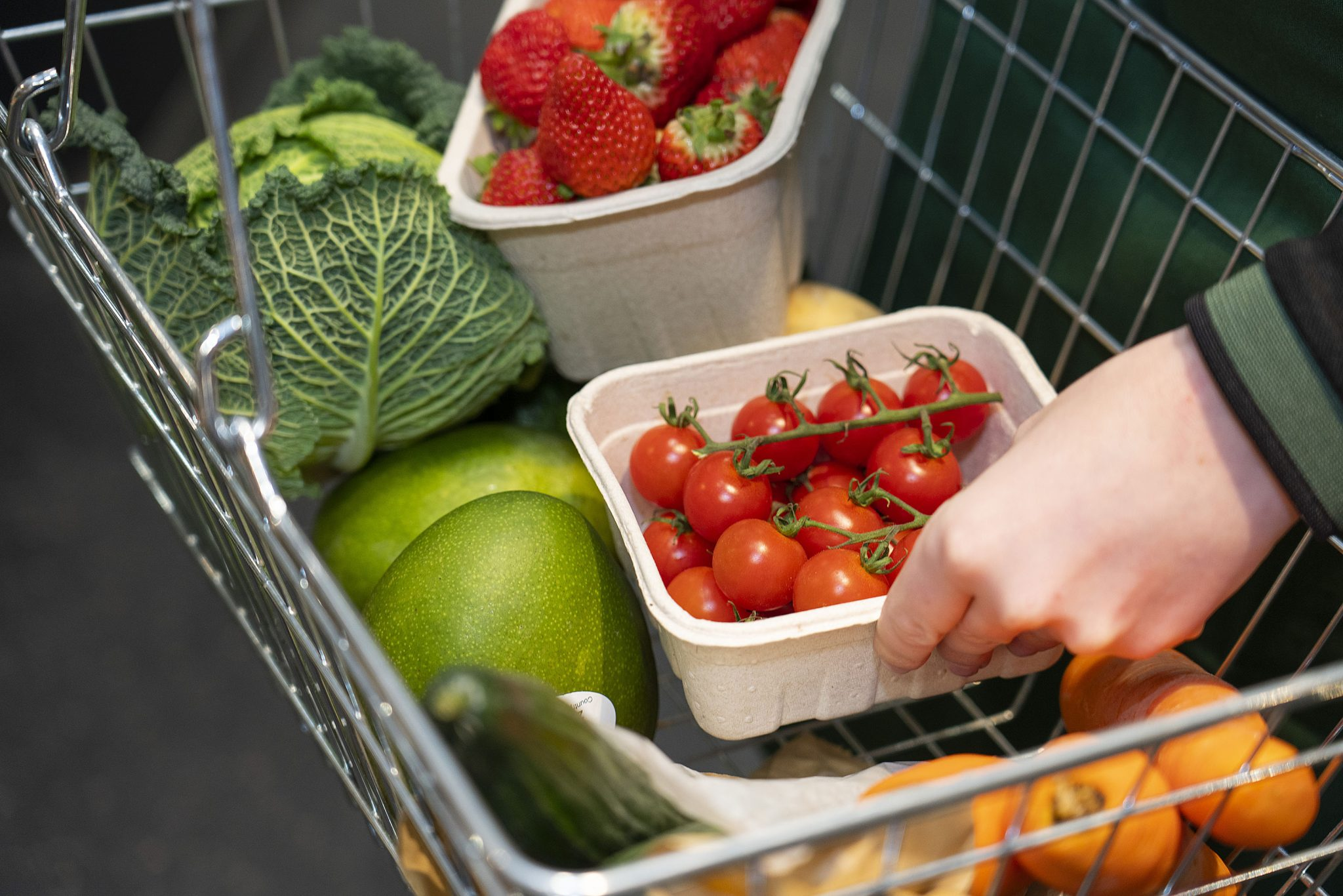 M&S focused on food product and packaging innovation