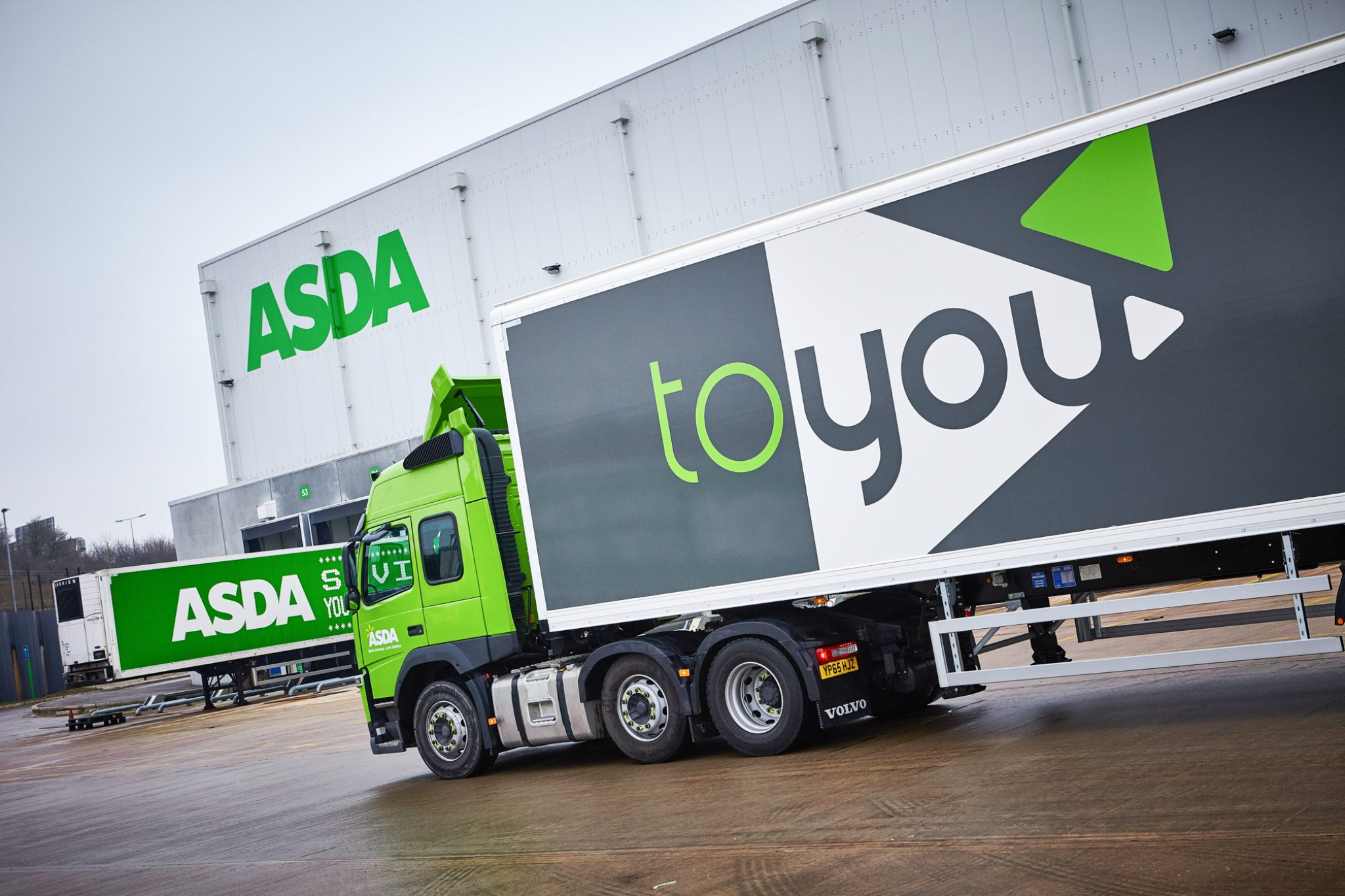 Asda is providing a clothing take-back scheme, using its ToYou service